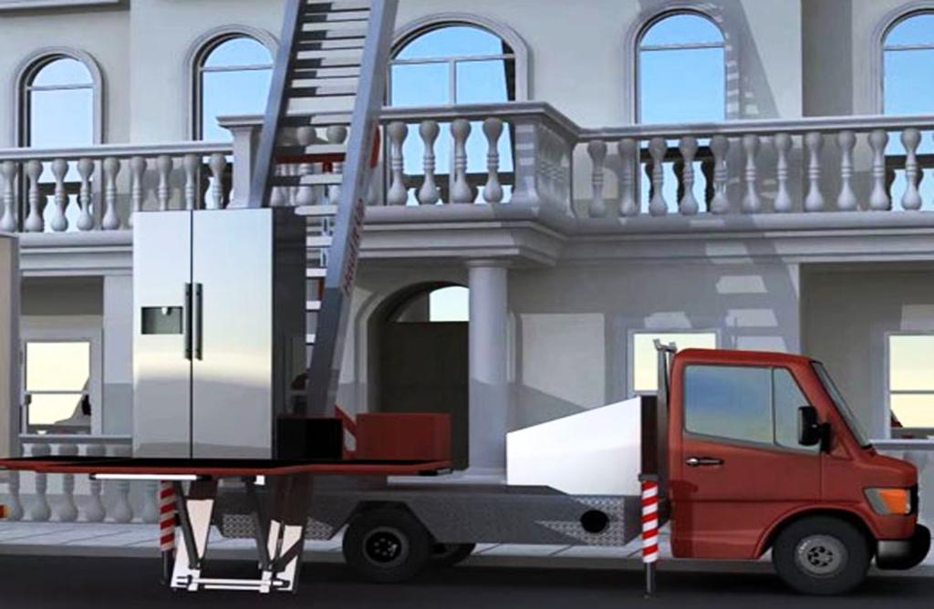 شركة نقل عفش المنطقة الغربية