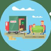 نقل عفش بالمنطفة الشمالية شركة الحبيب تقدم افضل الخدمات المنزلية